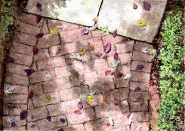 AQUARELA - sidewalk - PAUL CALLAHAN-001